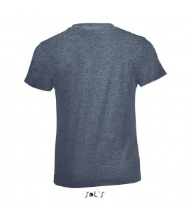 T-shirt col rond FIRST 11394 no label