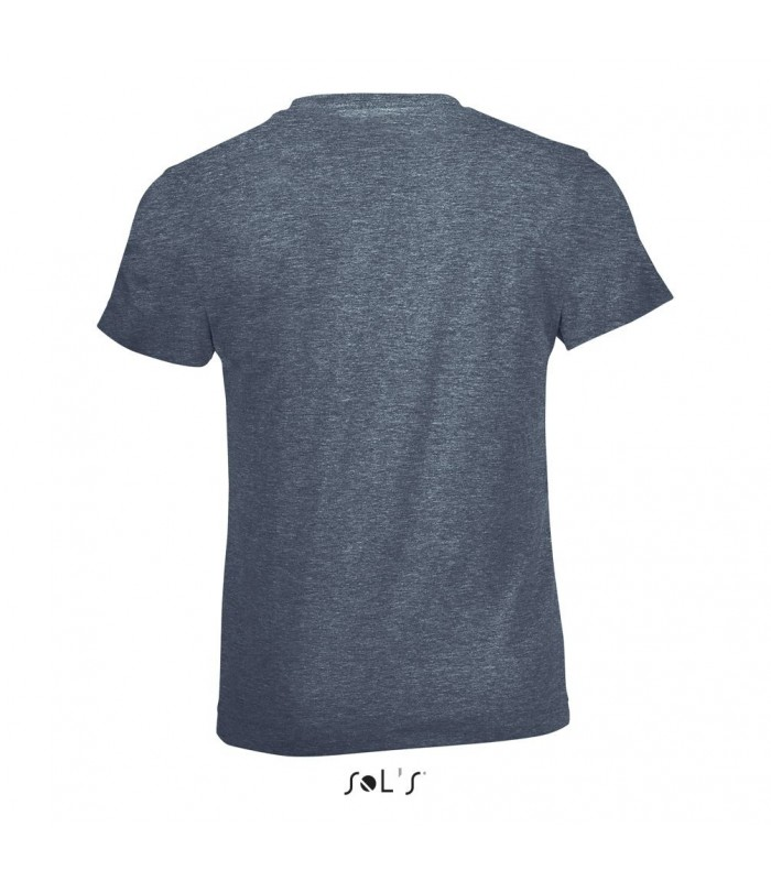 T-shirt col rond SCOOP 11393 no label